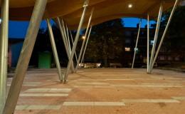 Cubierta en Plaza Jauregizar, Sopela azkayo (5)