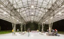 Pista Skate Cubierta y Entorno Zuatzu, Galdakao azkayo (1)