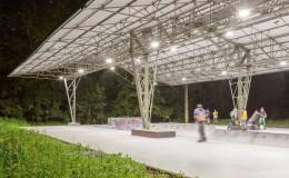 Pista Skate Cubierta y Entorno Zuatzu, Galdakao azkayo (6)