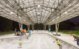 Pista Skate Cubierta y Entorno Zuatzu, Galdakao azkayo (8)