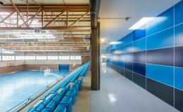 Reforma y Acondicionamiento Interior Polideportivo, Mungia azkayo (1)