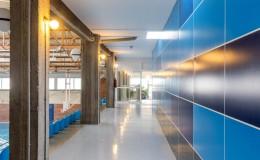 Reforma y Acondicionamiento Interior Polideportivo, Mungia azkayo (10)