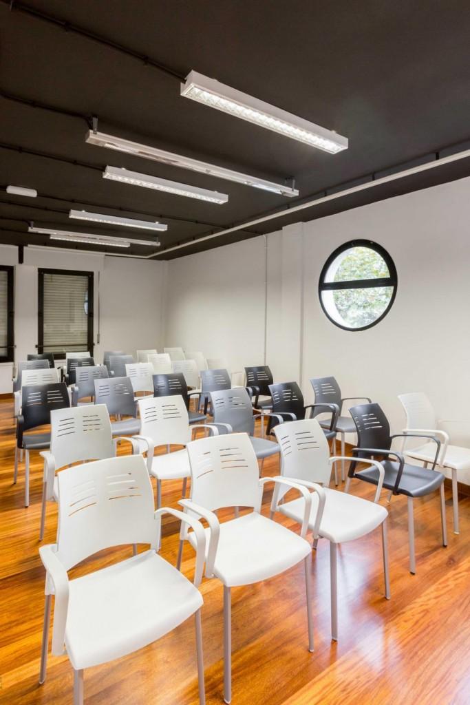 Rehabilitación edificio multidisciplinar Etxebarri