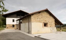 Rehabilitación Caserío Torres, Fika azkayo (5)