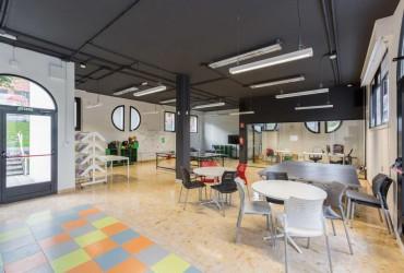 Rehabilitación Edificio Multidisciplinar, Etxebarri